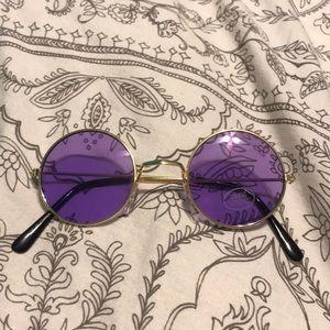 Accessories - BRAND NEW!! CHEAP! Purple Sunglasses!!